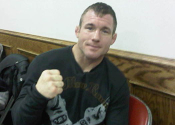 UFC Welterweight Matt Hughes Hall of Fame