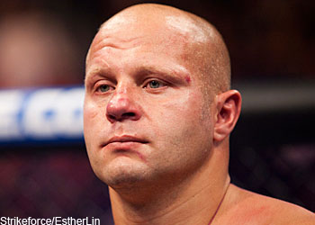 Fedor Emelianenko Strikeforce M1 Global