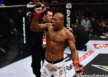 Strikeforce Champ Ronaldo Souza Jacare