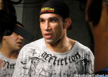 UFC Strikeforce Heavyweight Fabricio Werdum