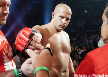 Strikeforce Heavyweight Fedor Emelianenko M1