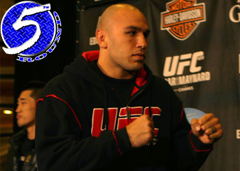 UFC Light Heavyweight Brandon Vera