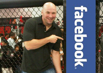UFC Dana White Facebook