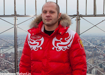 M1 Global Strikeforce Fedor Emelianenko