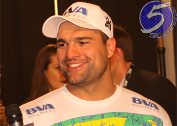 UFC Light Heavyweight Champion Mauricio Shogun Rua