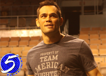 UFC Light Heavyweight Rich Franklin
