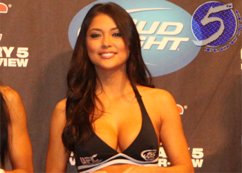 UFC Ring Girl Arianny Celeste
