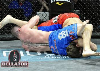 Bellator Inverted Triangle
