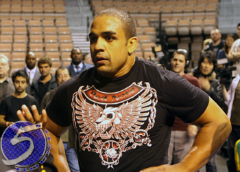 Strikeforce Champ Rafael Feijao Cavalcante