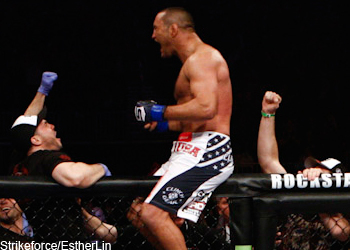 Strikeforce Dan Henderson UFC