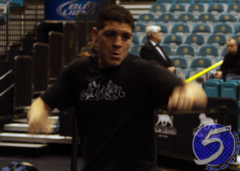 Strikeforce Nick Diaz