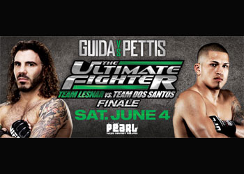 The Ultimate Fighter Finale Poster 13 Pettis Guida
