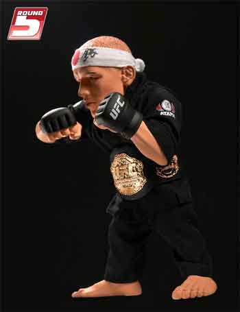Georges St Pierre Round 5 Figure