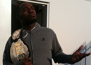 UFC Jon Jones Champ
