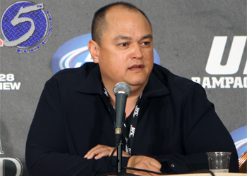 UFC Strikeforce CEO Scott Coker