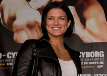 Strikeforce Gina Carano