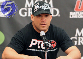 UFC Light Heavyweight Tito Ortiz