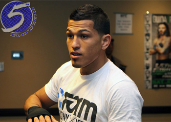 "UFC Lightweight Anthony ""Showtime"" Pettis"