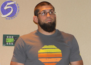 UFC Middleweight Court McGee