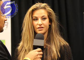 Strikeforce Miesha Tate
