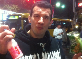 UFC Anthony Perosh