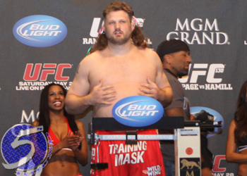UFC Roy Big Country Nelson