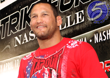 UFC Fighter Dan Henderson