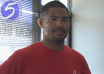 UFC Middleweight Mark Munoz
