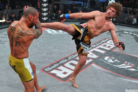 Ben Askren Defends Bellator Title Against Andrey Koreshkov in July