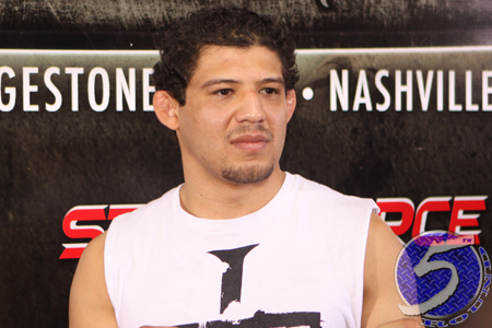 Strikeforce Gilbert Melendez UFC