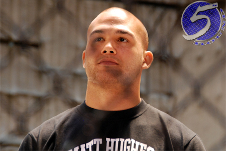 Strikeforce Middleweight Robbie Lawler