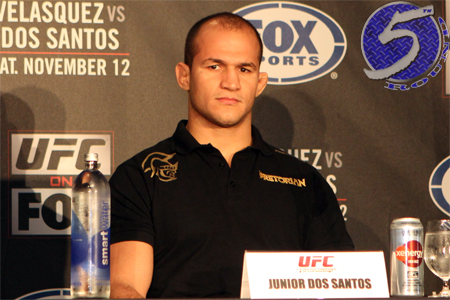 UFC Heavyweight Junior dos Santos
