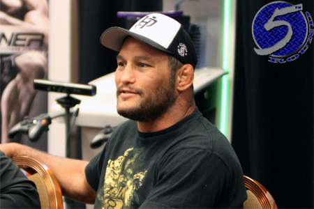 UFC Light Heavyweight Dan Henderson