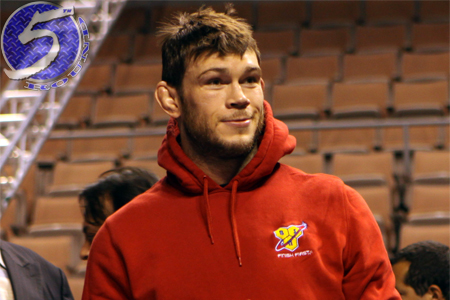 UFC Light Heavyweight Forrest Griffin