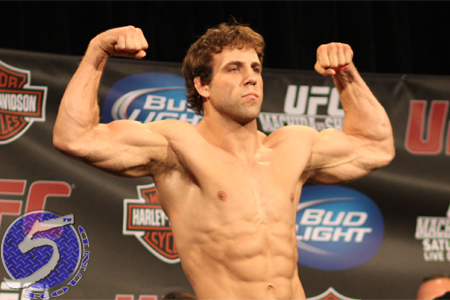 UFC Light Heavyweight Kyle Kingsbury