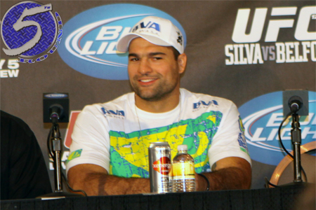 UFC Light Heavyweight Mauricio Shogun Rua