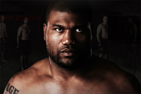 UFC Light Heavyweight Quinton Rampage Jackson