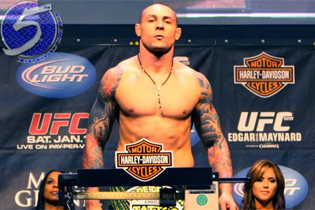 UFC Light Heavyweight Thiago Silva