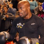 Anderson Silva and Mauricio 'Shogun' Rua Coach TUF Brazil 4, Won't Fight Each Other