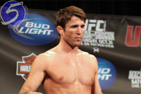 UFC Middleweight Chael Sonnen