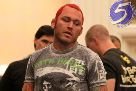 UFC Middleweight Chris Leben