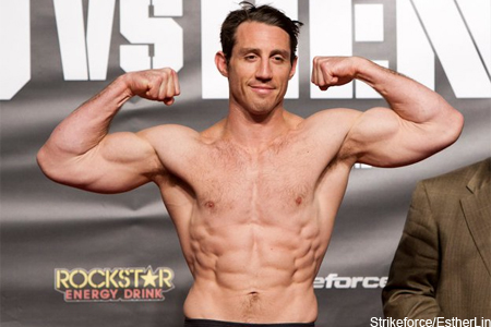 UFC Strikeforce Tim Kennedy