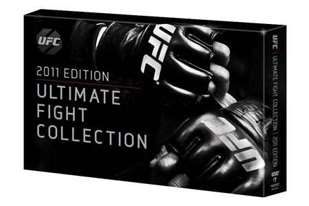 UFC Ultimate Fight Collection DVD