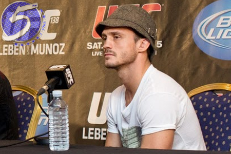 Brad Pickett One Punch