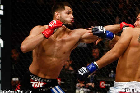 Strikeforce Jorge Masvidal