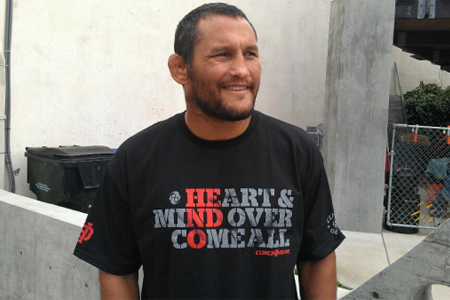 UFC Dan Henderson Clinch Gear