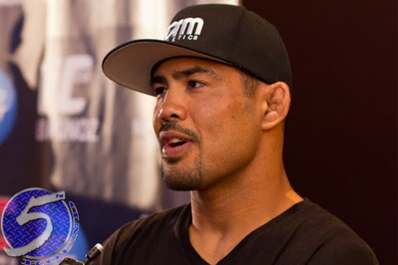 UFC Mark Munoz