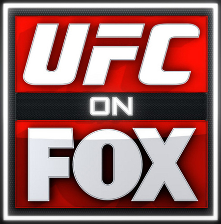 UFC Updated Logo FOX