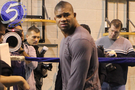 Alistair Overeem Strikeforce UFC