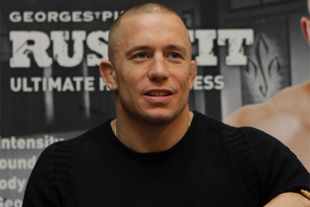 Georges St Pierre UFC
